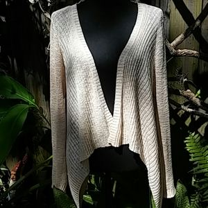 Sundance Shawl Sweater